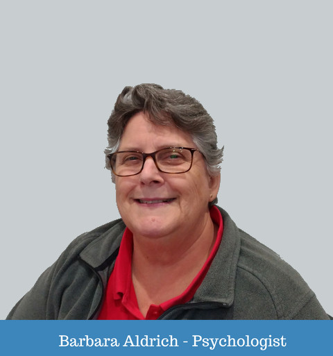 Barbara Aldrich - Psychologist Wallsend