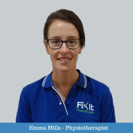 Emma Mills - Physio in Wallsend