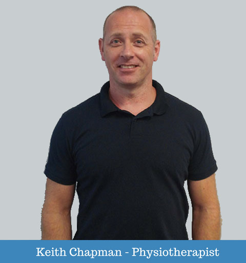 Keith Chapman - Physios in Wallsend