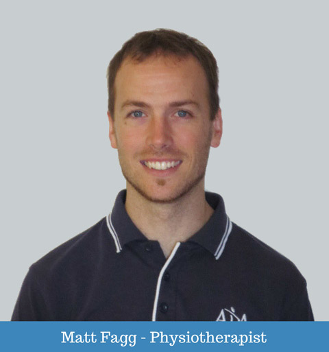 Matt Fagg Physio in Wallsend